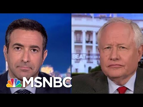 Critics Blast Moscow Mitch For Undermining Gun Safety, Democracy | The Beat With Ari Melber | MSNBC