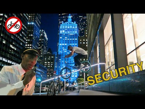 BMX Security Challenge in NYC 4