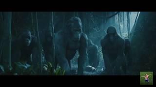 Маугли: Книга джунглей   трейлер 2018