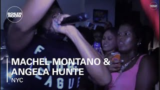 Machel Montano & Angela Hunte Boiler Room NYC Live Set