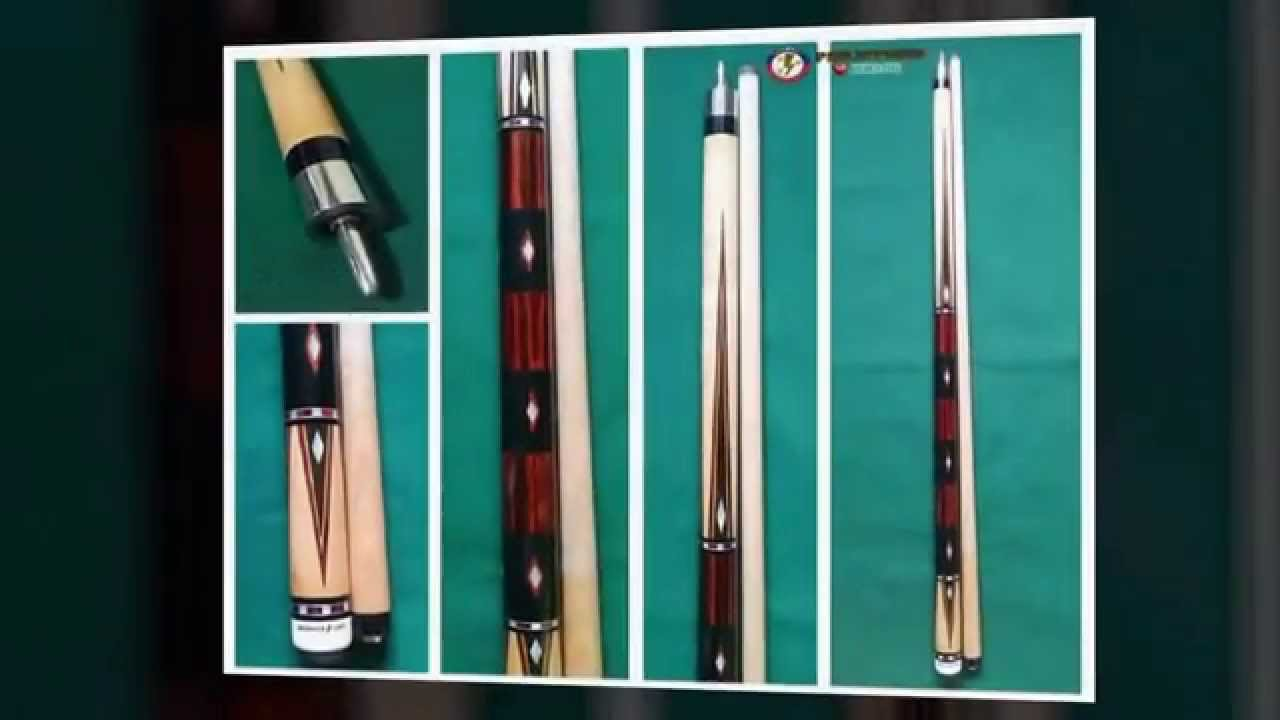 how to make a pool cue