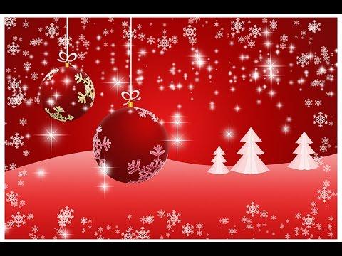 Biglietti Auguri Natale.Photoshop Biglietto Auguri Natale Parte Prima Tutorial 126 Ita