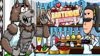 Y8 Bartender: The Wedding - Make White Cosmopolitan Part 1 Gameplay Walkthrough