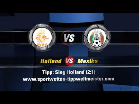 Niederlande Mexiko 29.6.2014 WM Netherlands Mexico World Cup