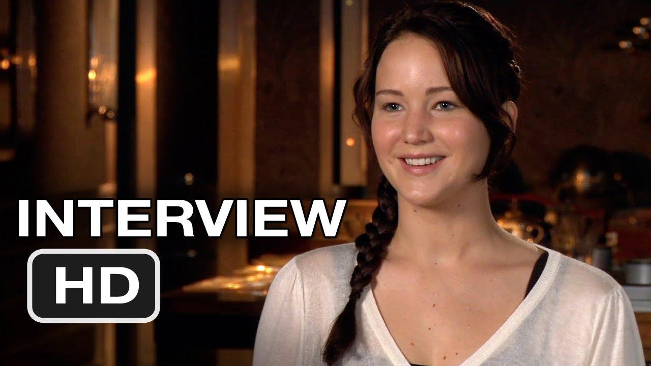 The Hunger Games - Jen... Jennifer Lawrence Movies
