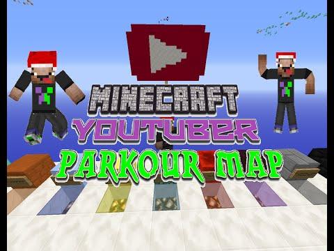[Parkour][Review Map][1.8.8] Youtuber Parkour: Buron tội lỗi :(