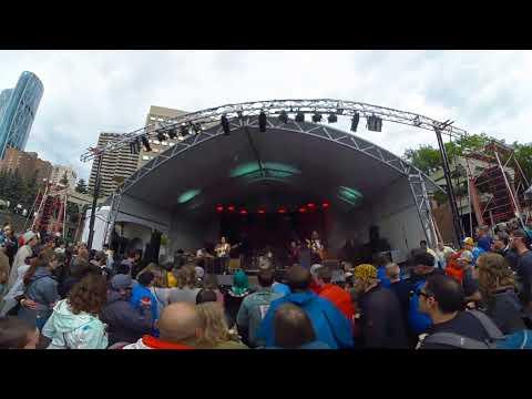 Calgary music scene 360°  - with Ambisonic audio
