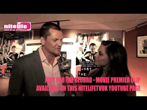 NITELIFETV Live Interview with Actor CRAIG FAIRBRASS (Dan Eastenders).mp4