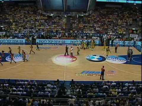 Maccabi Haifa Heat vs Maccabi Tel Aviv - BSL Championship Game