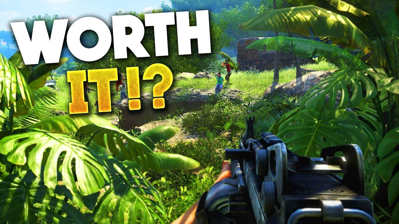 Should You Buy Far Cry 3 Classic Edition Far Cry 3 Remastered Review Youtube