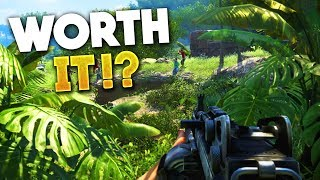 Should You Buy Far Cry 3 Classic Edition? (Far Cry 3 Remastered Review)