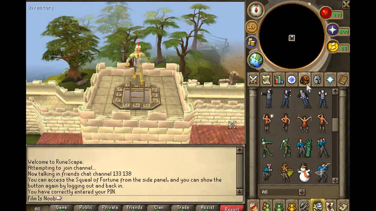 Runescape Highlights - All Cerb Drops 143KC, Naked No