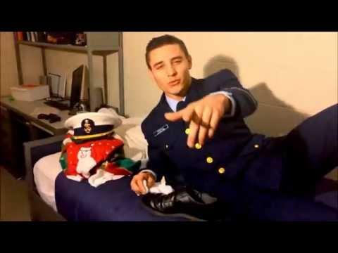 United States Coast Guard Academy Christmas