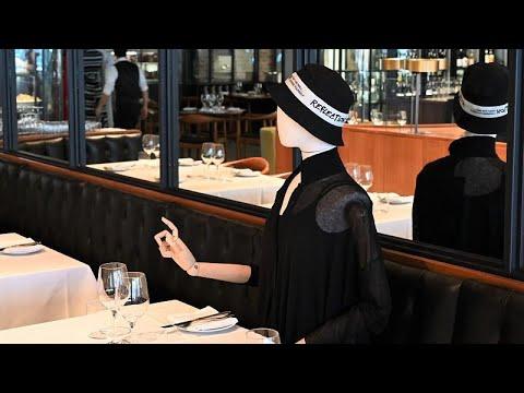 شاهد: مطعم كندي يلجأ إلى -التماثيل- للالتزام بقواعد التباعد الاجتماعي…  - نشر قبل 5 ساعة