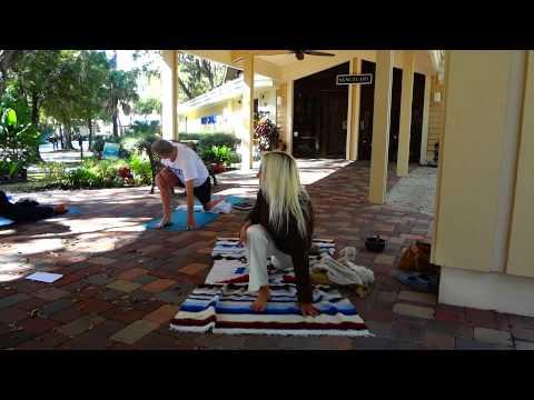 Kundalini Yoga Erinn Earth 11-15-14 Unity Church of Sarasota