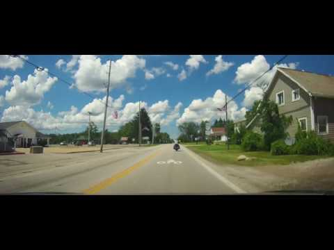 Driving around Rural Medina and Lorain Counties in Ohio