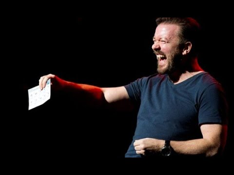 Ricky Gervais - STAND UP Chicago 2019