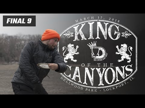 King Of The Canyons 2018 | Final 9