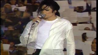 Gambar cover Michael Jackson - Heal The World (Live Superbowl 1993)  (High Quality video) (HD)
