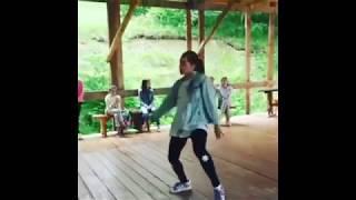 Open Kids танцуют под песню Монатика в Open Camp #Vitamin D
