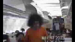 SRI SATHYA SAI BABA SWAMI ON BOARD AN AIRCRAFT on Yahoo! Video
