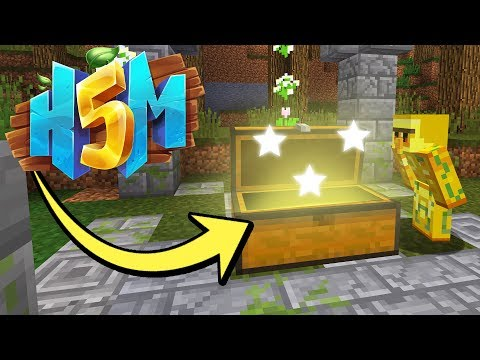 THE BEST LUCK YOU HAVE EVER SEEN!? *UNREAL LOOT - H5M Minecraft SMP #4