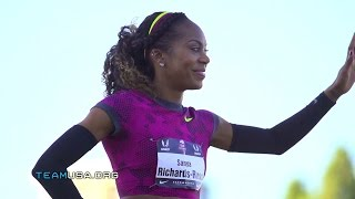 Sanya Richards-Ross | Behind The Scenes | Episode 3