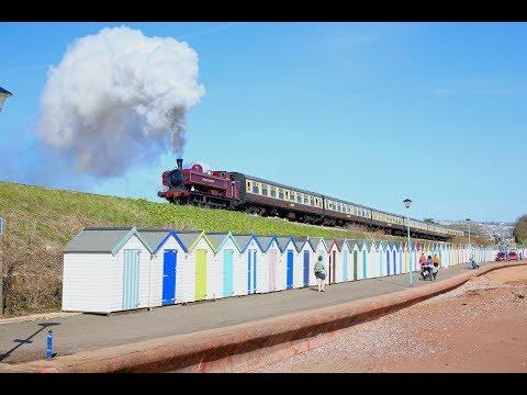 L94 (7752) departs Goodrington   18/04/18
