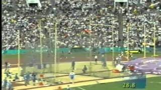 1996 Olympic Games: 400mH Final