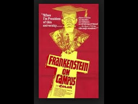 Dr  Frankenstein on Campus - 1970 - horor - Trailer