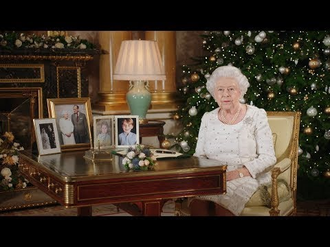 Queen's Christmas Message 2017