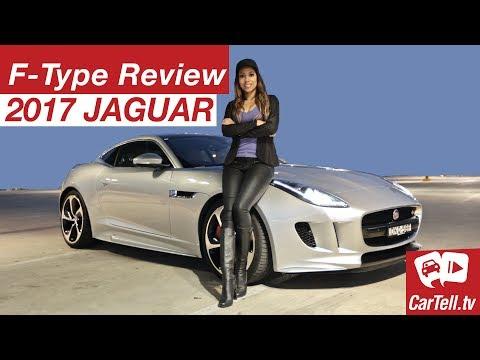 2017 Jaguar F Type Review CarTell.tv