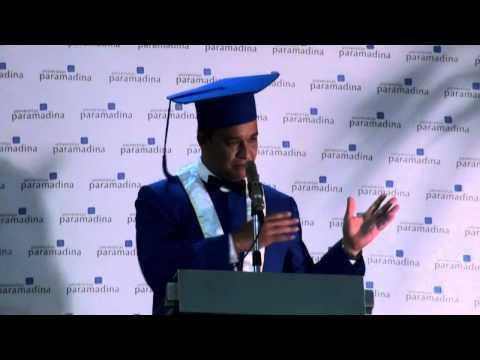 Anies Baswedan : Dies Natalis Universitas Paramadina [1/4]