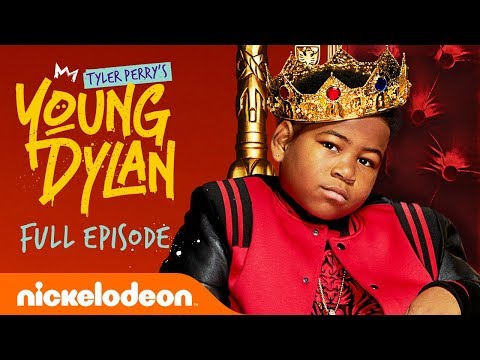 tyler-perry's-young-dylan:-series-premiere-new-nickelodeon-show-full-episode!