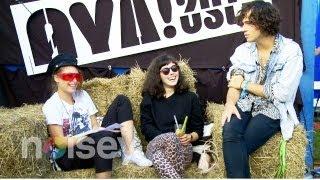 Oberhofer Interviews Friends - Noisey Specials