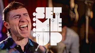 """Walk the Moon - """"Shut Up And Dance"""" Ernie Ball Set Me Up Session"""