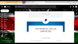 I just made $106.50 using this program - Make money online