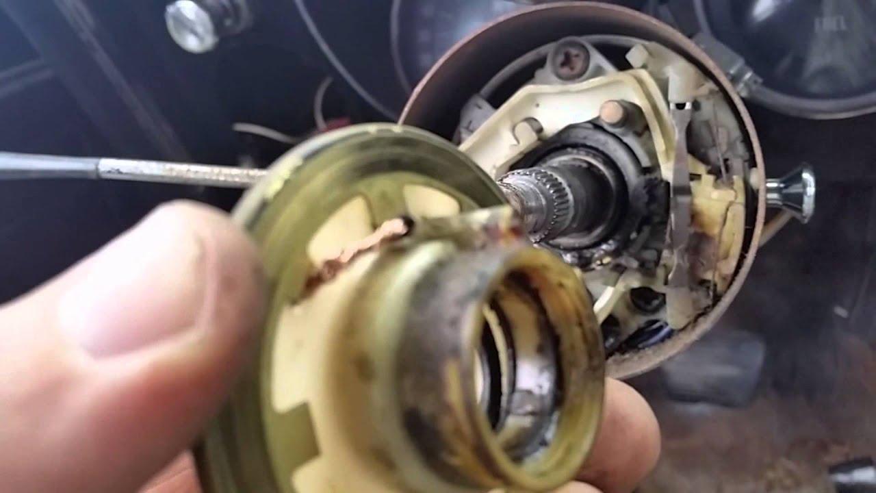 67 Camaro Steering Column Diagram