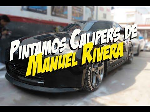 Pintamos Calipers de Manuel rivera / Marco MAAP Carshop
