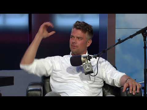 Josh Duhamel Invited to Vikings QB Camp | The Dan Patrick Show | 3/15/18