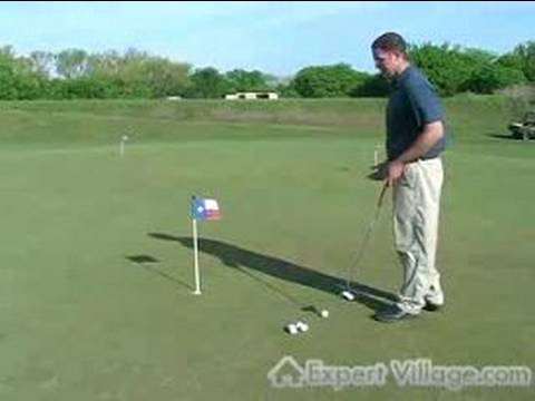 How to Improve Your Golf Swing : Building Confidence with Golf Putting Exercises