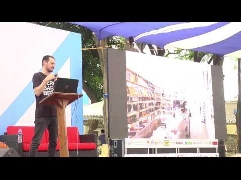 Anthology Talks: The Cities of Tomorrow by Julien de Smedt