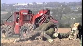 Timberjack 225A und 240A