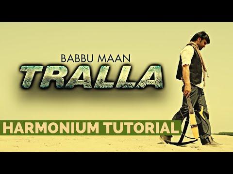 Tralla || Babbu Maan || Harmonium Tutorial || Music Guru thumbnail