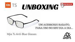 "UNBOXING ""Xiaomi TS Anti blue rays"" me surpreendeu vale muito a pena"