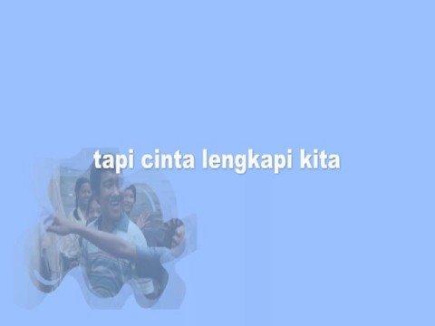 Nidji - Laskar Pelangi (foto-foto dan lirik lagu)