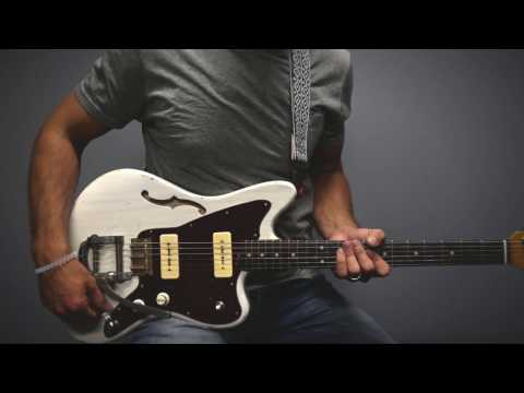 TMG Ronnie Scott Electric Guitar Demo Video | Worship Guitar Magazine