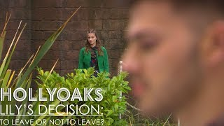 Hollyoaks: Lily's Decision