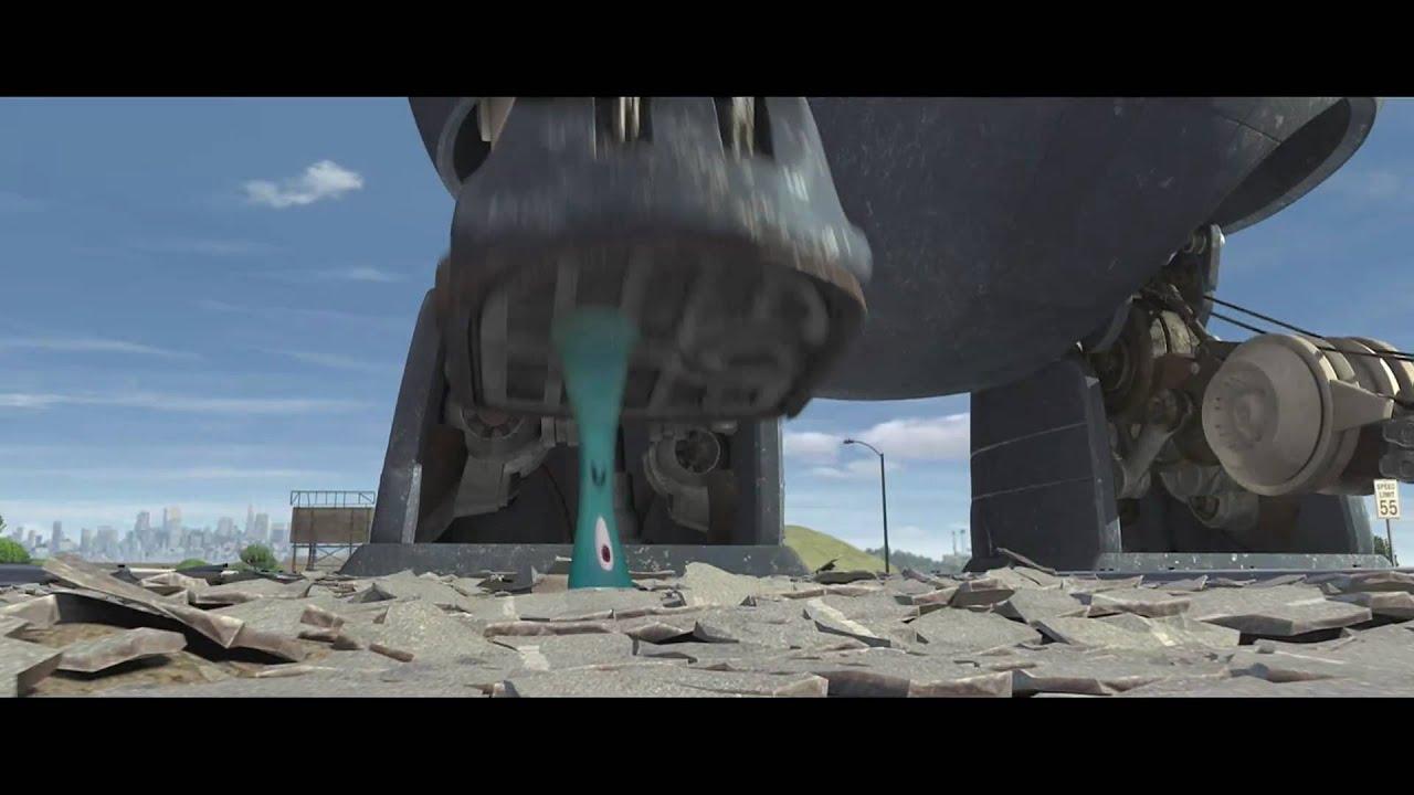 Official Monsters Vs Aliens Movietrailer Hd 720p