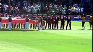 West Indies Cricket Team Anthem:ICC Cricket World Cup 2015